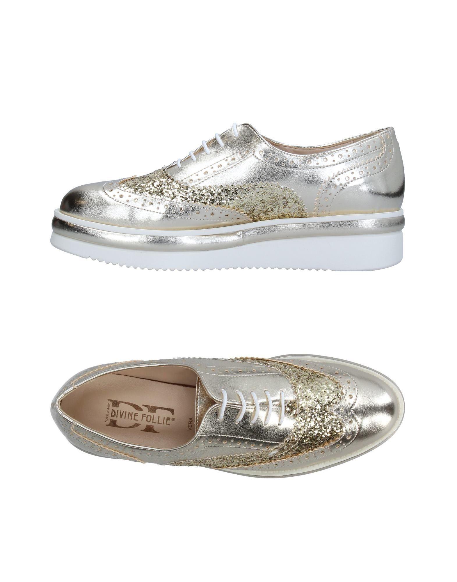 Divine Follie Schnürschuhe Damen  11332740PE Gute Qualität beliebte Schuhe