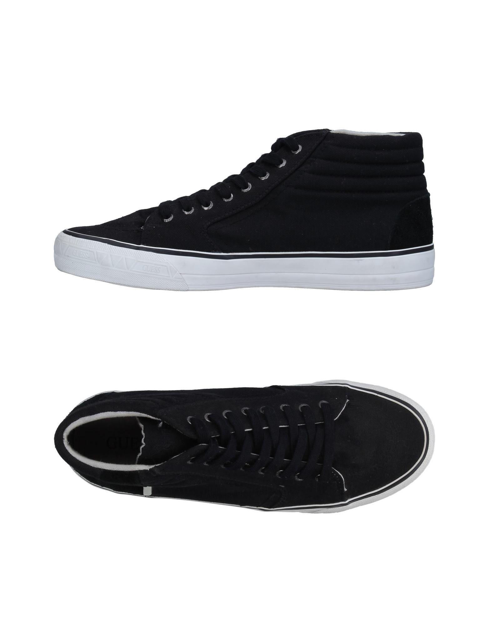 Sneakers Guess Homme - Sneakers Guess  Noir Meilleur modèle de vente