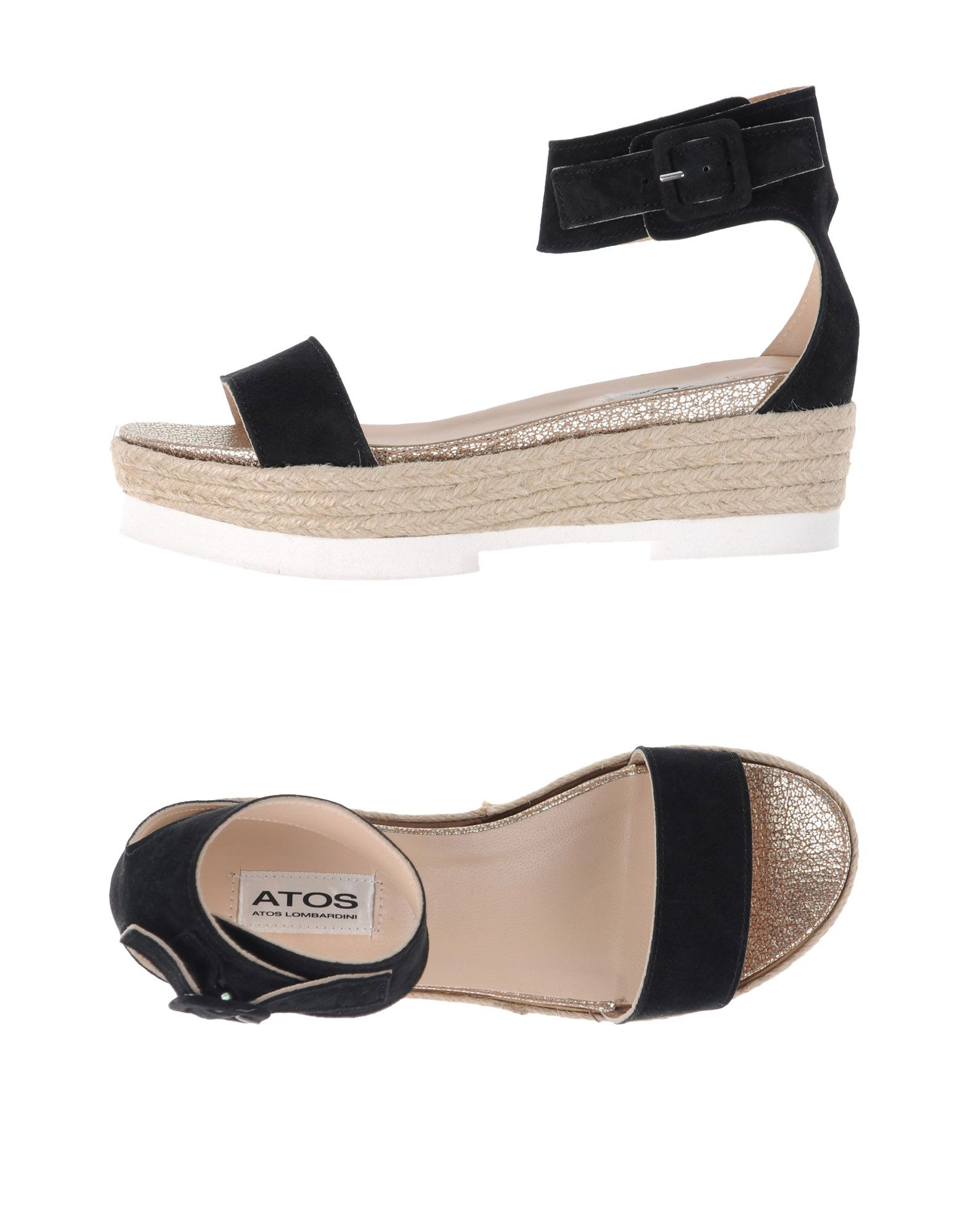 Atos Atos Lombardini Espadrilles Damen  11332832AU Gute Qualität beliebte Schuhe