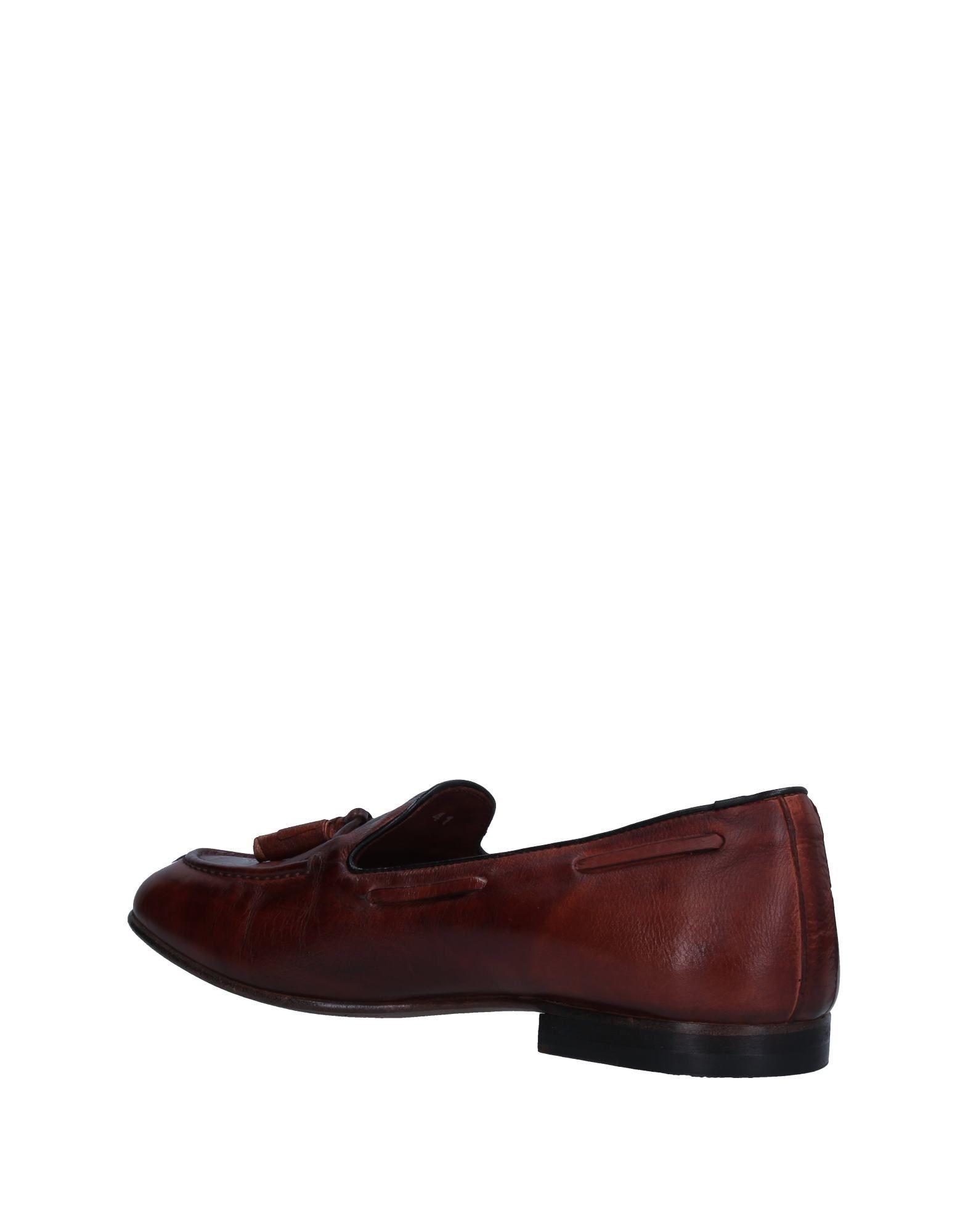 Rabatt echte Schuhe Alexander Hotto Mokassins Herren  11332870LR