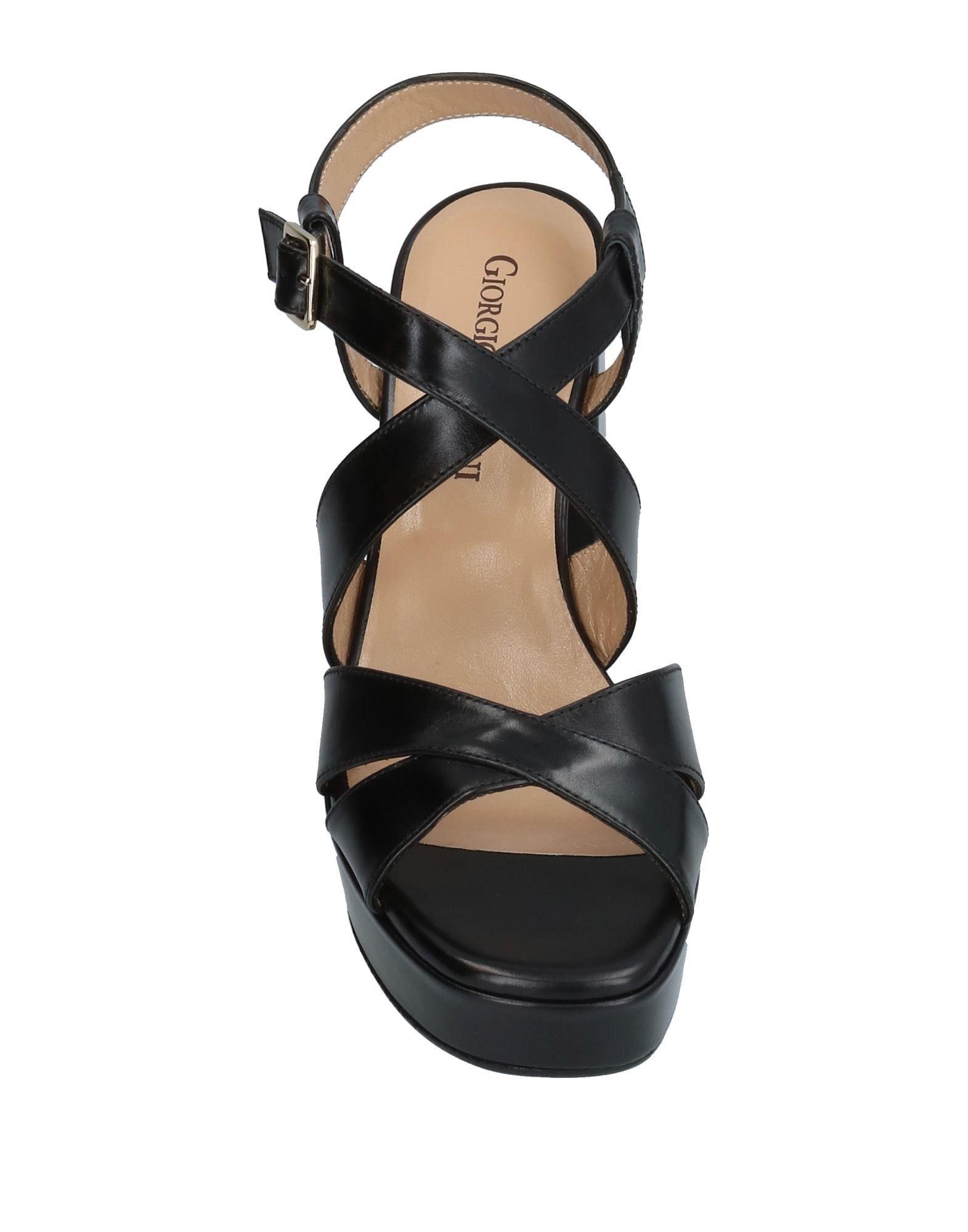 Chaussures - Sandales Giorgio Fabiani wX5nPH