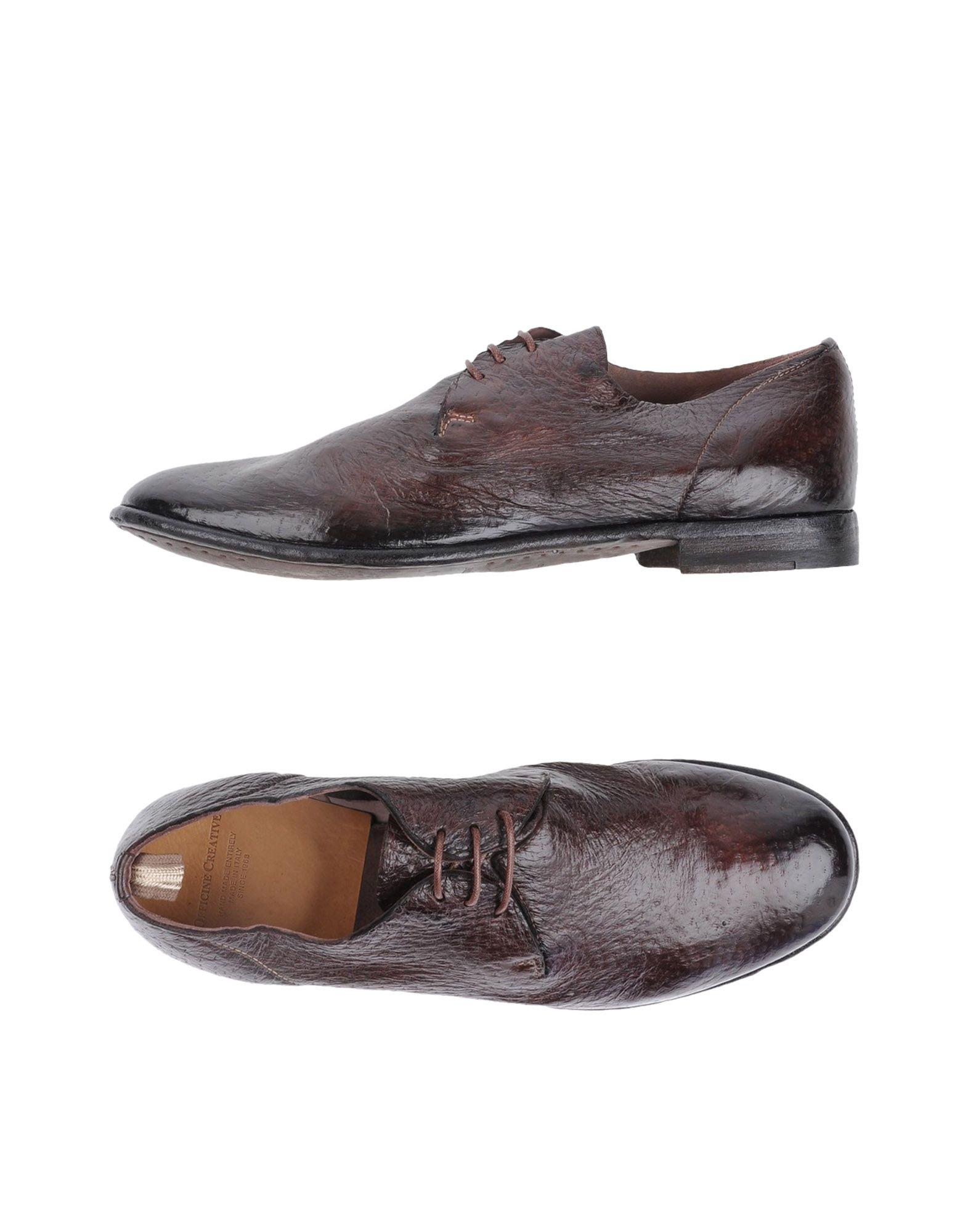Officine Creative Italia Schnürschuhe strapazierfähige Damen  11332913EIGut aussehende strapazierfähige Schnürschuhe Schuhe 97139d