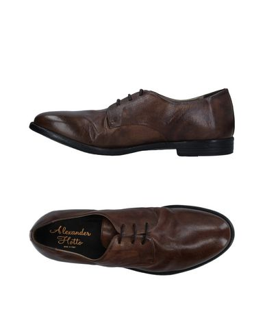 NEW ALEXANDER HOTTO MENS LACED SHOES