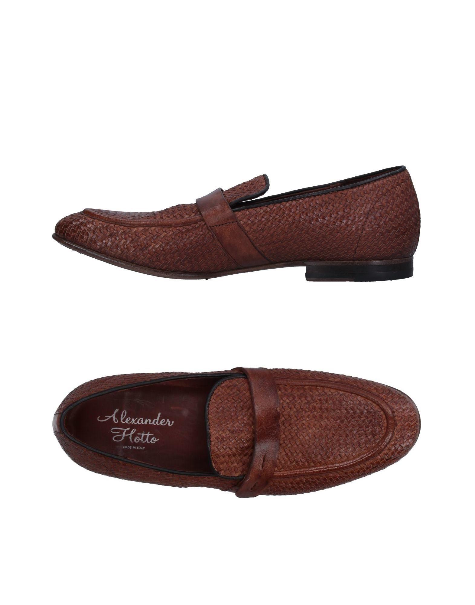 Rabatt echte Schuhe Alexander Hotto Mokassins Herren  11332936HO