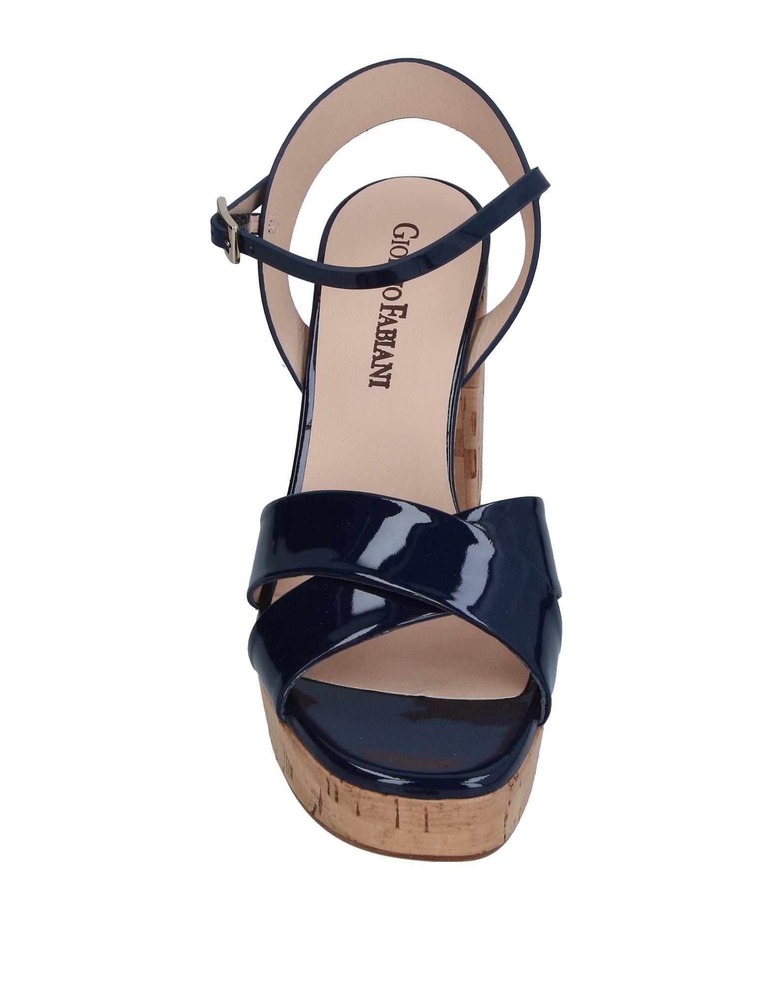 Chaussures - Tribunaux Giorgio Fabiani o3SYc6MR