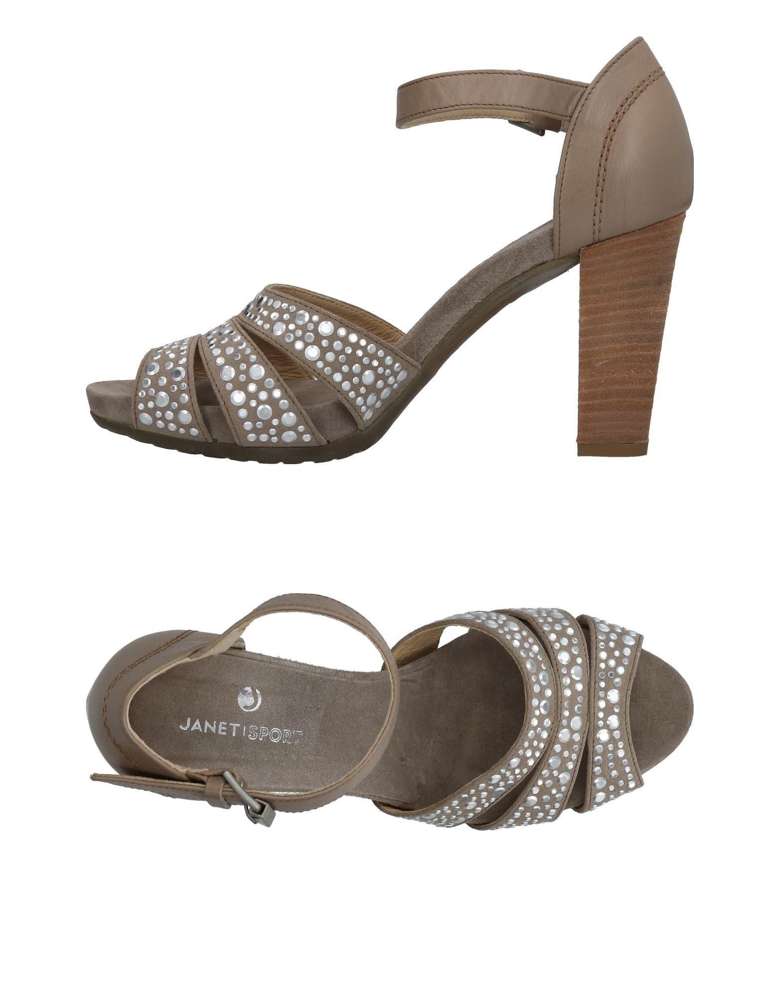 Janet Sport Sandalen Damen  11332998SN Neue Schuhe
