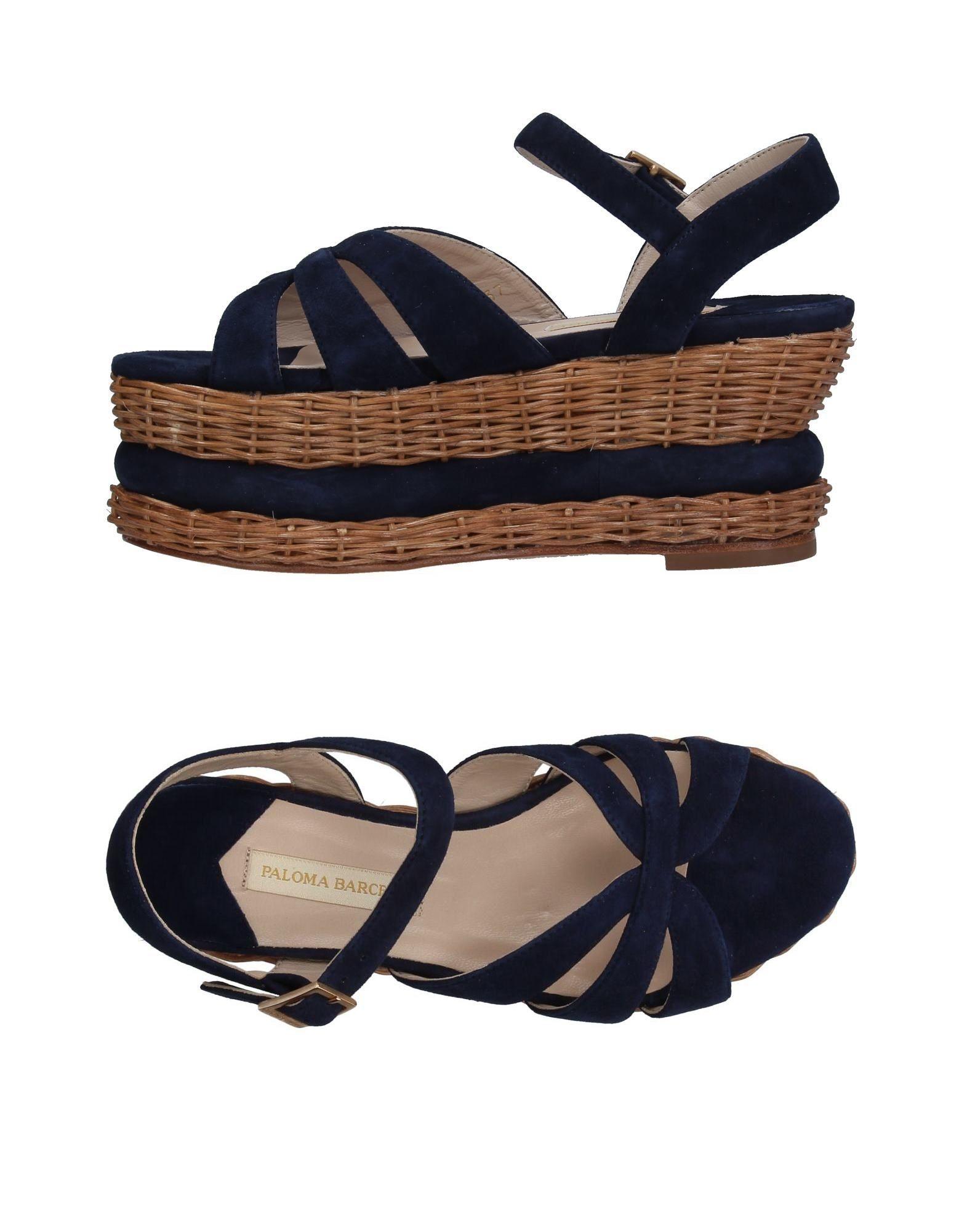 Stilvolle billige Schuhe Paloma Barceló Sandalen Damen  11333023PG