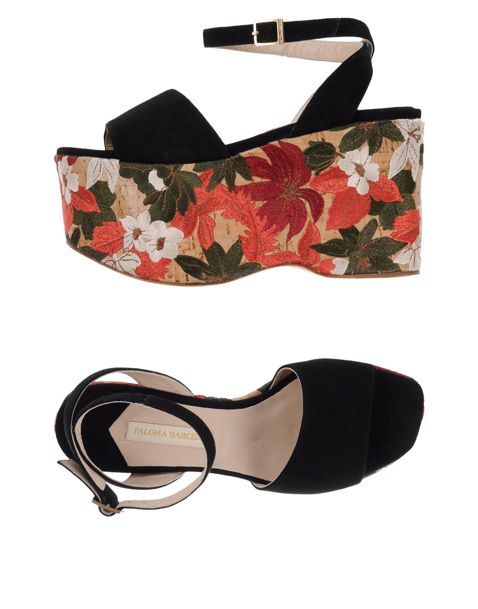Gut um billige Schuhe zu tragenPaloma Barceló Sandalen Damen  11333063PE
