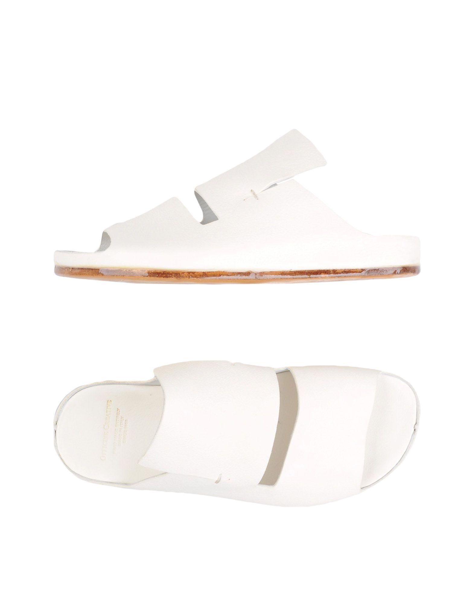 Stilvolle billige Schuhe Officine Creative Italia Sandalen Damen  11333074NC