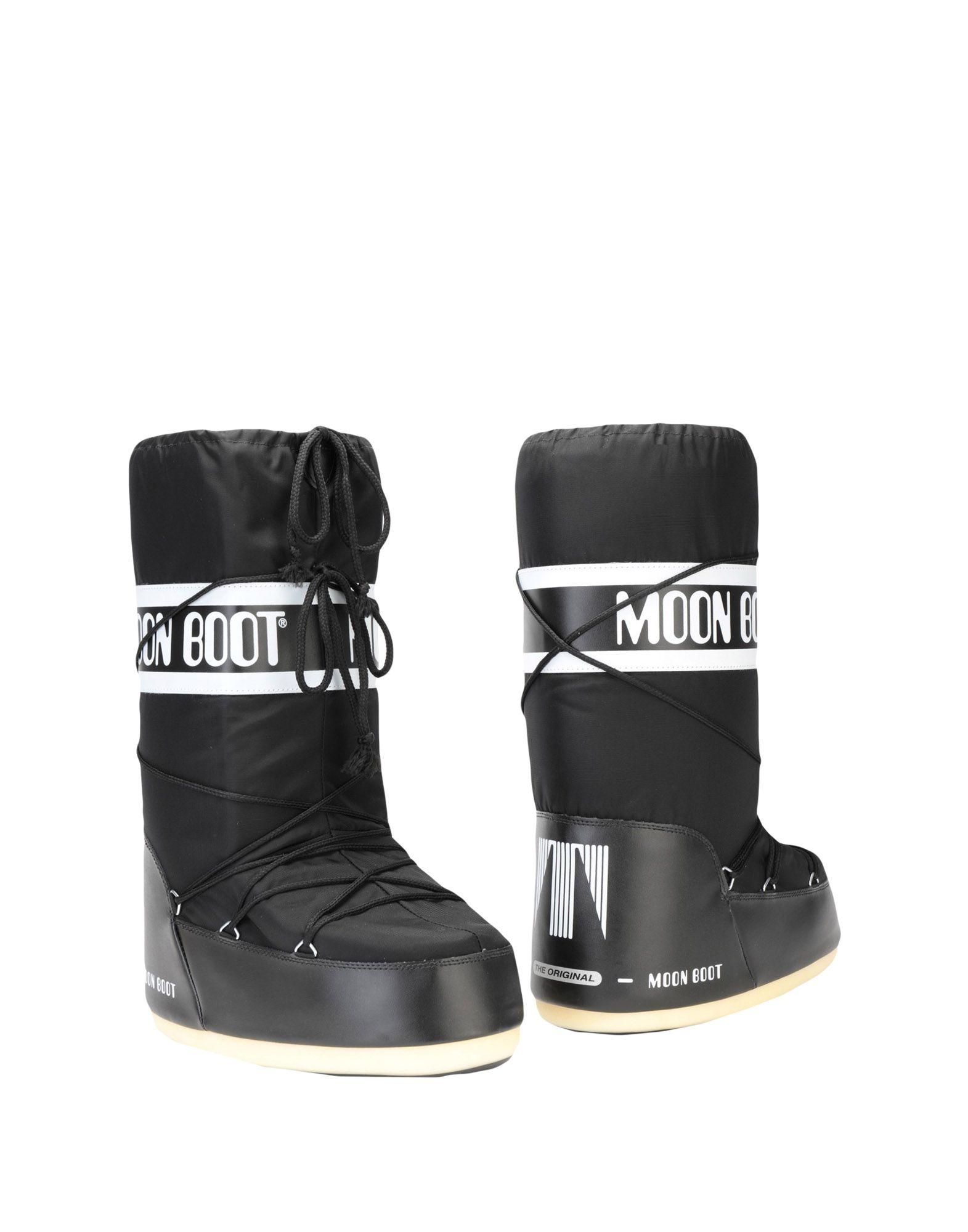 Stivaletti Moon Boot Nylon - Uomo - 11333087OH
