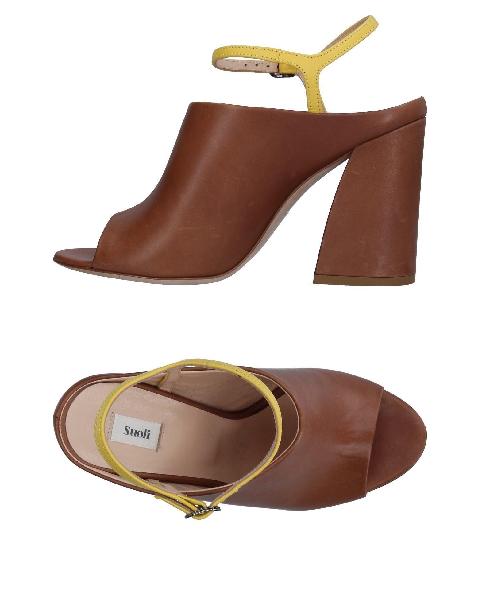 Sandales Suoli Femme - Sandales Suoli sur