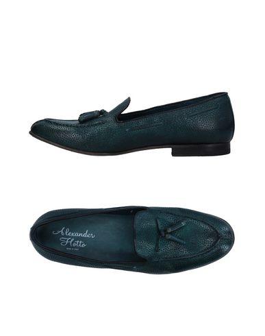 Zapatos con descuento Mocasín Alexander Alexander Hotto Hombre - Mocasines Alexander Alexander Hotto - 11333109NS Verde petróleo 2fbe21