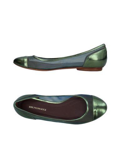 Los últimos zapatos de descuento para hombres y mujeres Bailarina Bruno Magli Mujer - Bailarinas Bruno Magli   - 11333148DF Verde