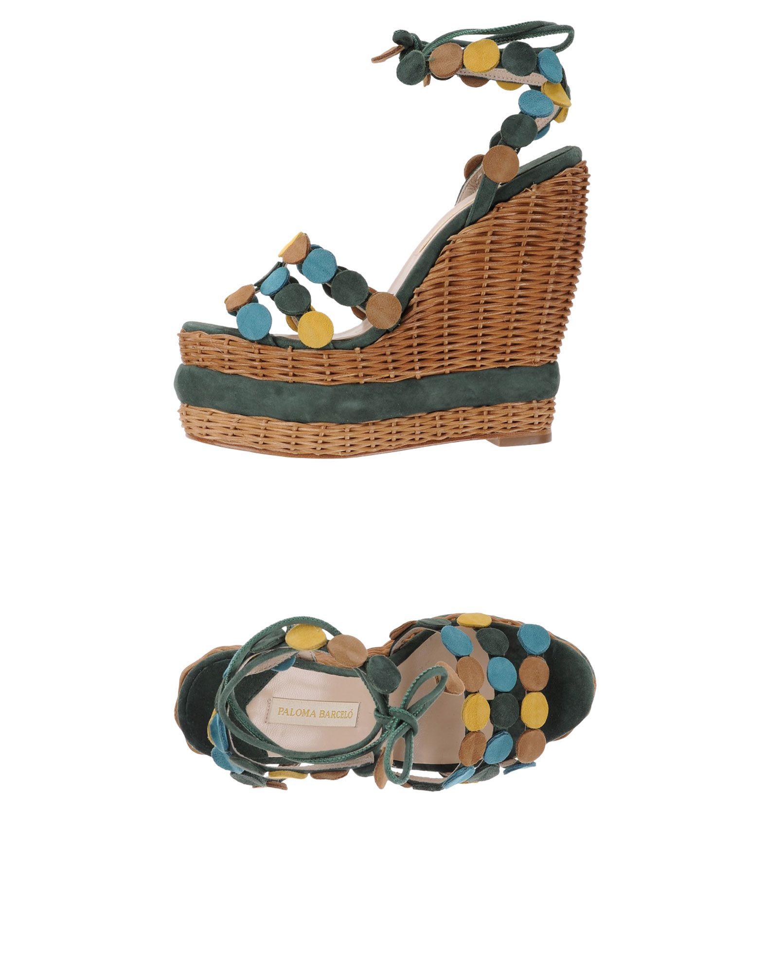 Paloma Barceló Sandalen Damen  11333161AO Beliebte Schuhe