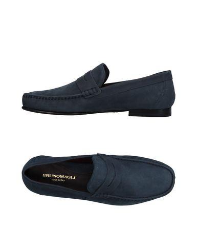 Zapatos con descuento Mocasín Bruno Magli Hombre - Mocasines Bruno Magli - 11333206CR Azul francés