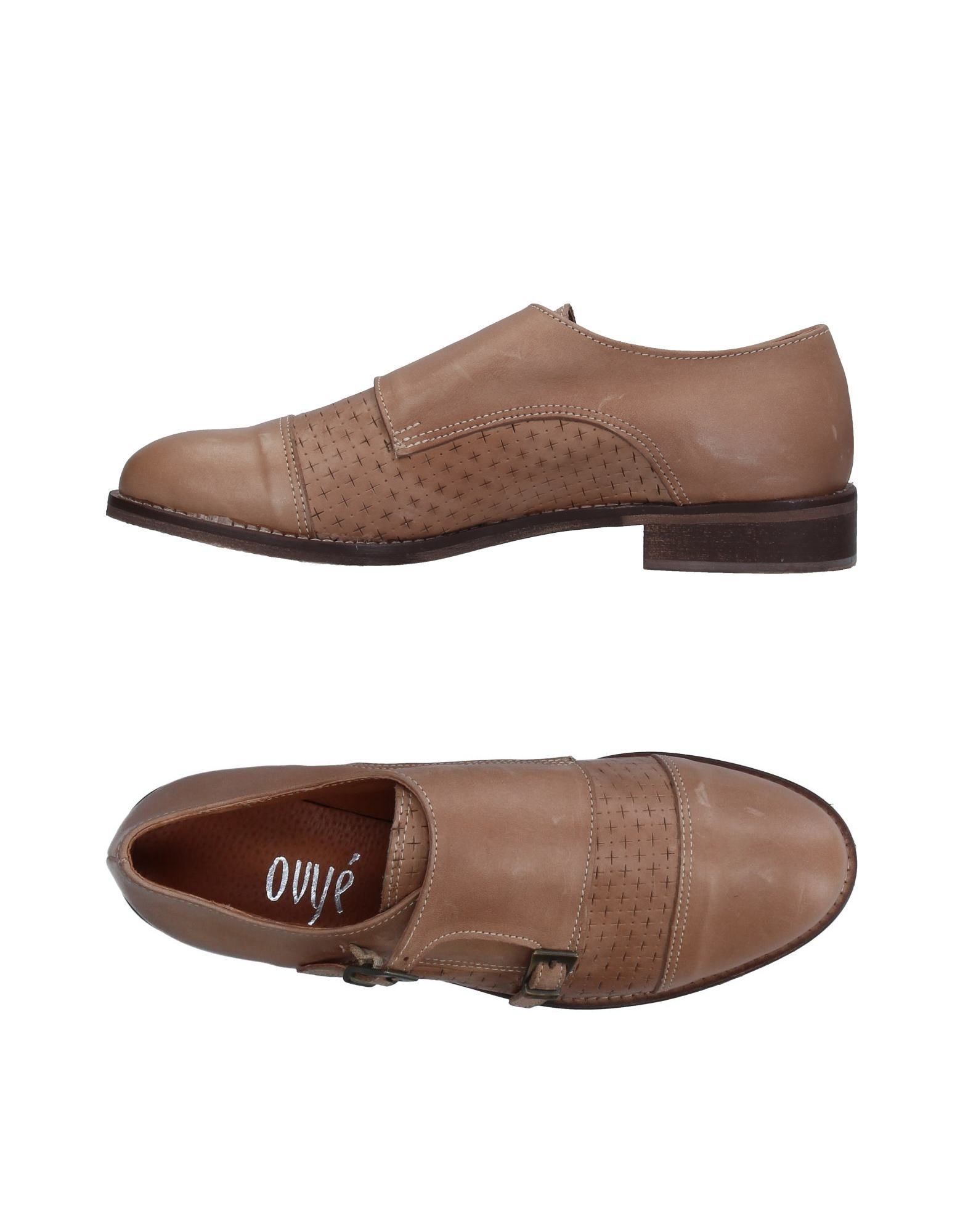 Mocassins Ovye By Cristina Lucchi Femme - Mocassins Ovye By Cristina Lucchi sur