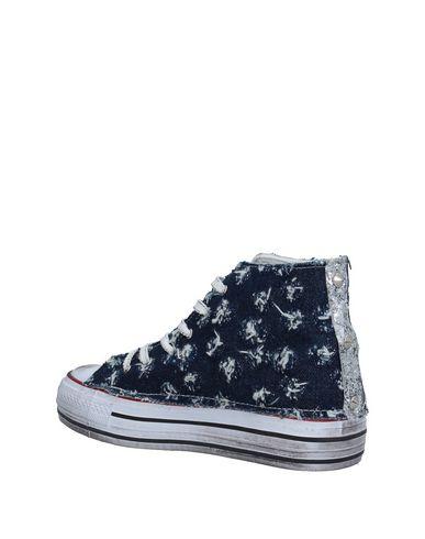By Ovye' Lucchi Sneakers Bleu Cristina xRqpFnqH