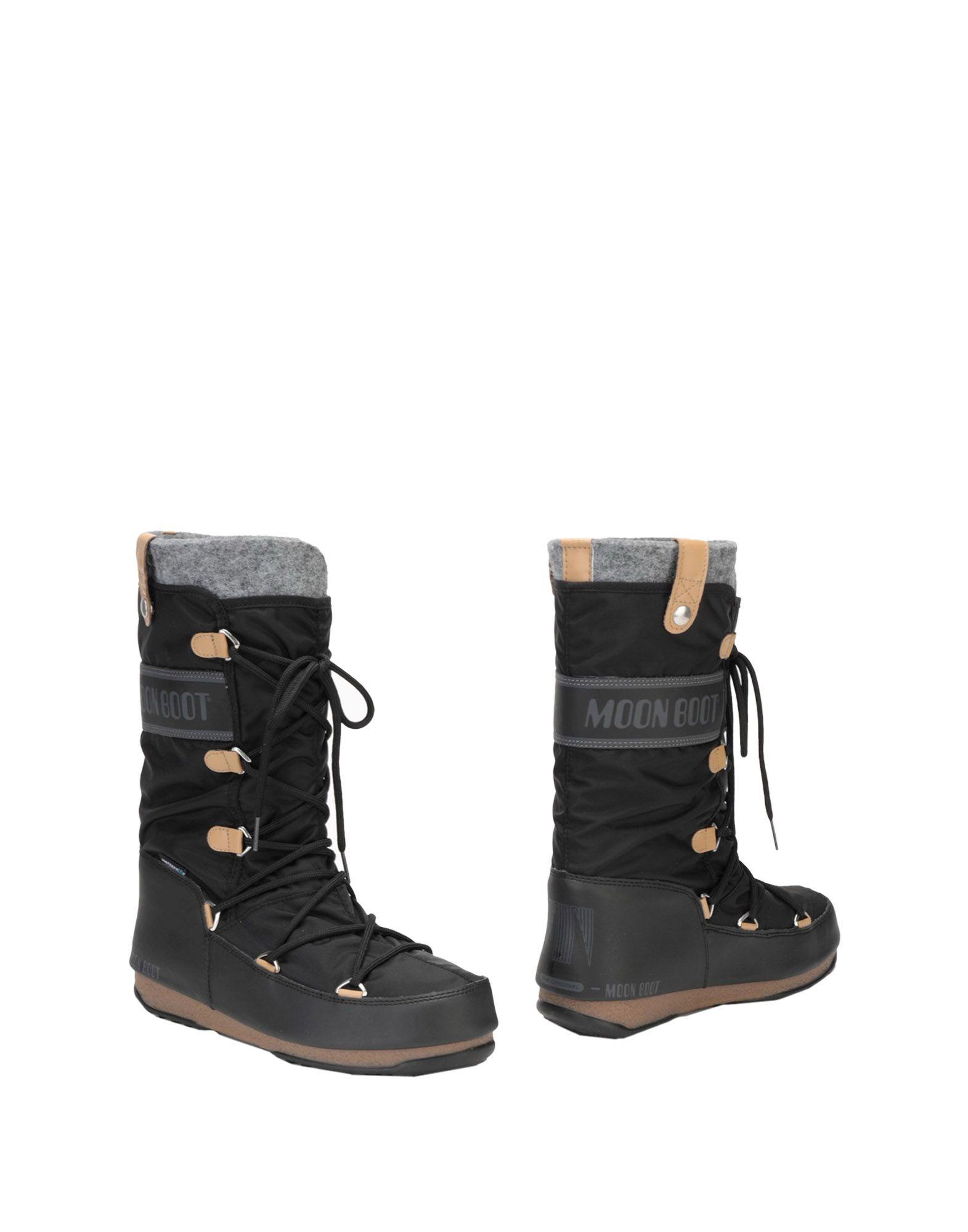 Stivali Moon Boot Monaco Felt Wp - Donna - 11333266UX