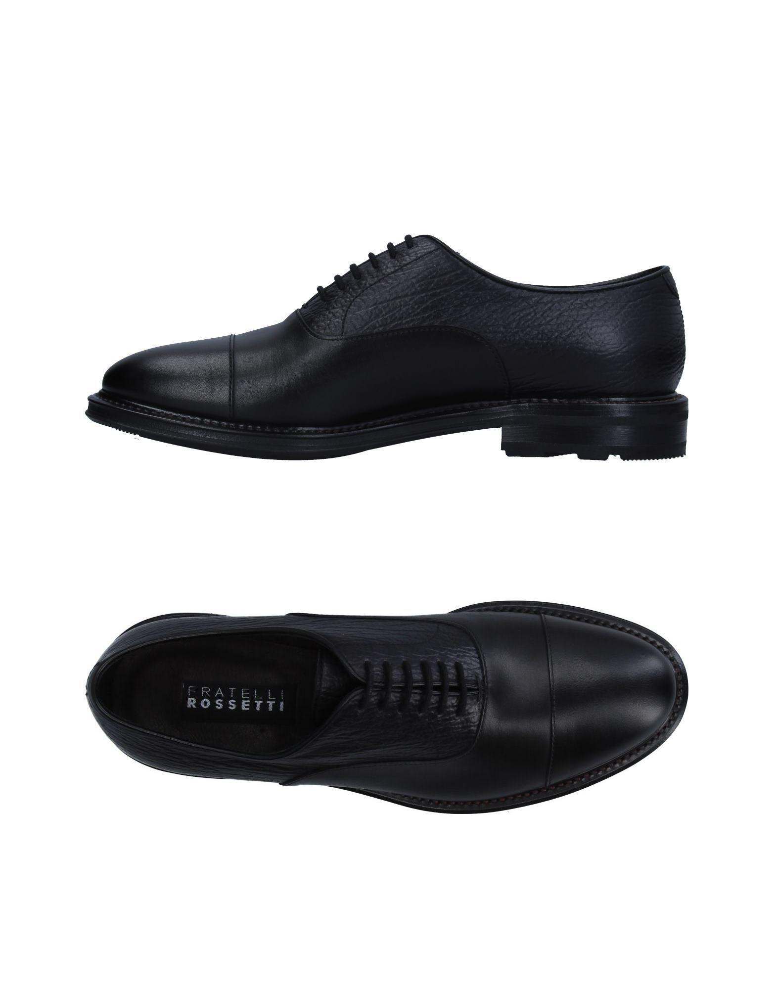Fratelli Rossetti Schnürschuhe Herren  11333316MB Gute Qualität beliebte Schuhe