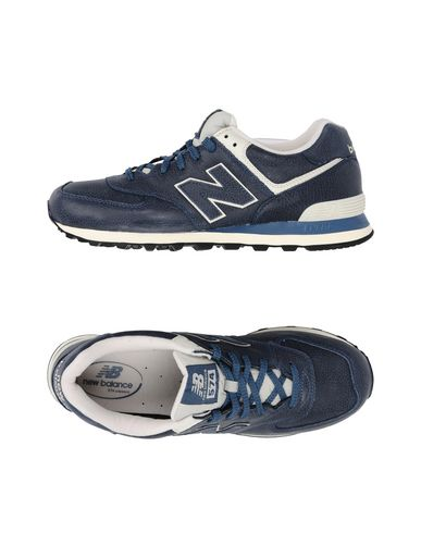 new balance 574 luxury leather