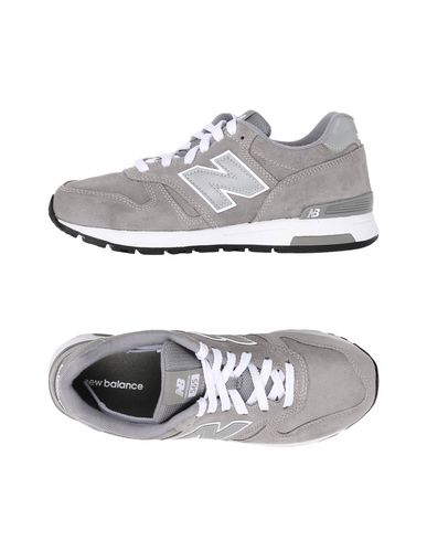 New Balance 565 Full Suede - Sneakers - Men New Balance Sneakers ... 544b544d78f