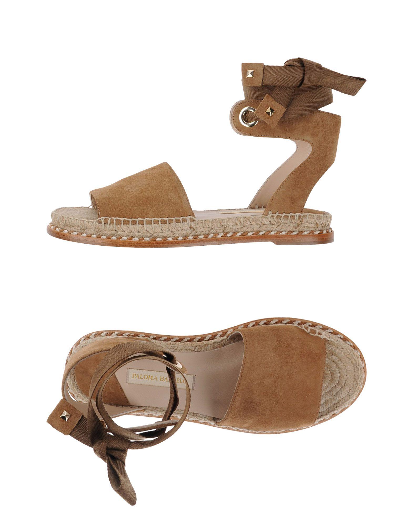 Gut um billige Schuhe zu tragenPaloma Barceló Sandalen Damen  11333417TT