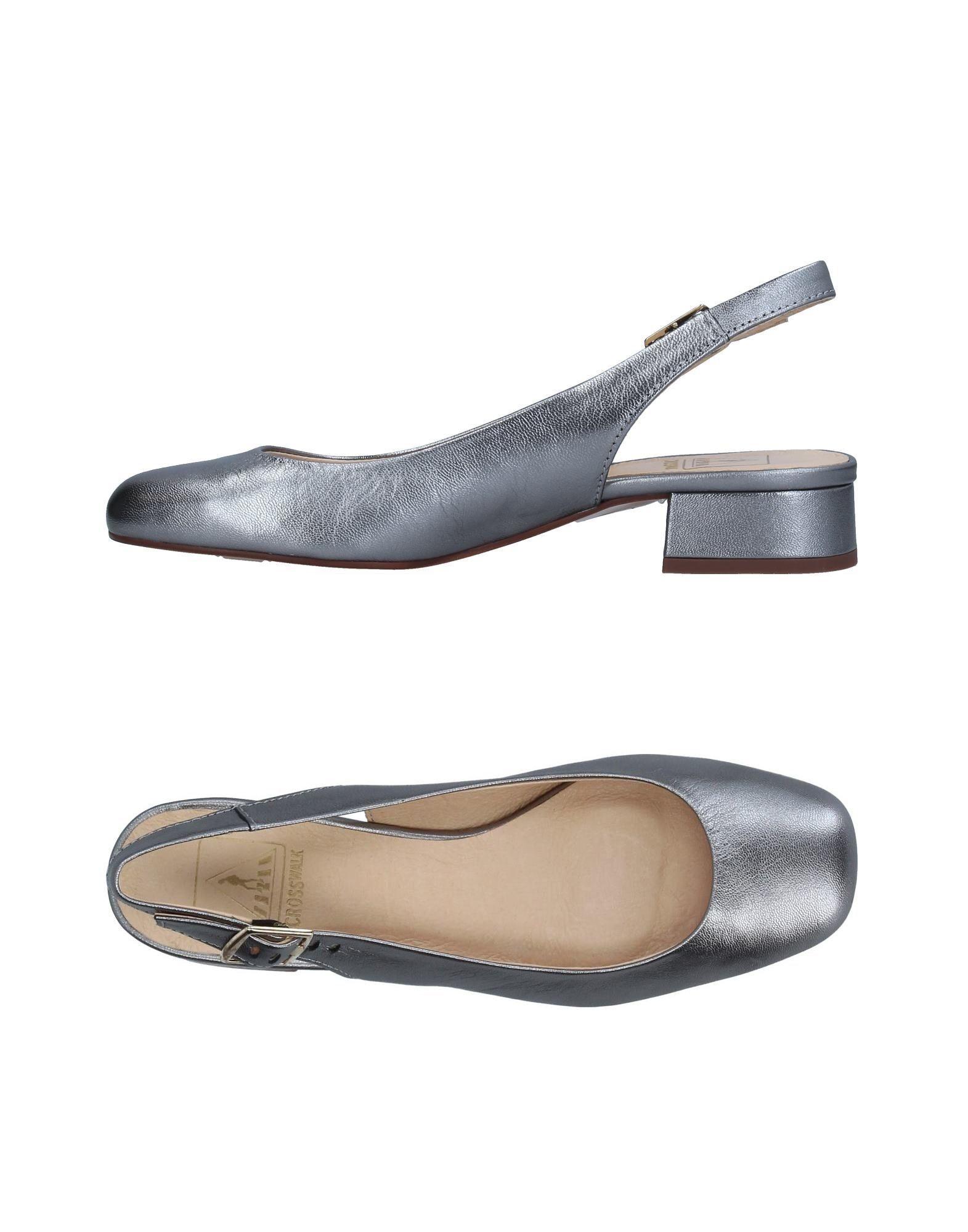 Casual Cross salvaje Zapato De Salón Cross Casual Walk Mujer - Salones Cross Walk  Plomo 14004c