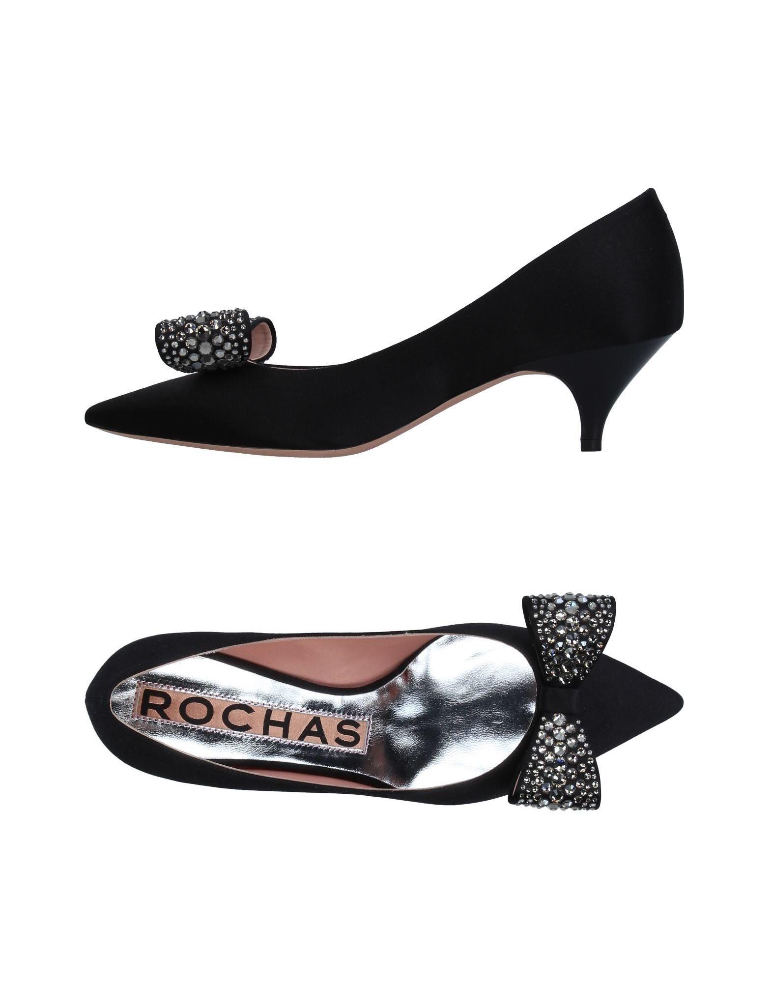 Rochas Pumps Damen    11333443BM Heiße Schuhe ed671f