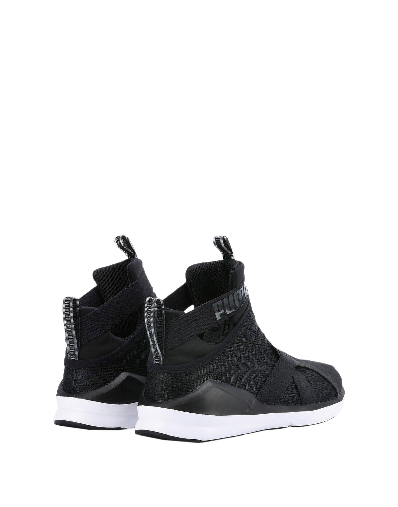Sneakers Puma Fierce Strap Swirl Wns - Femme - Sneakers Puma sur