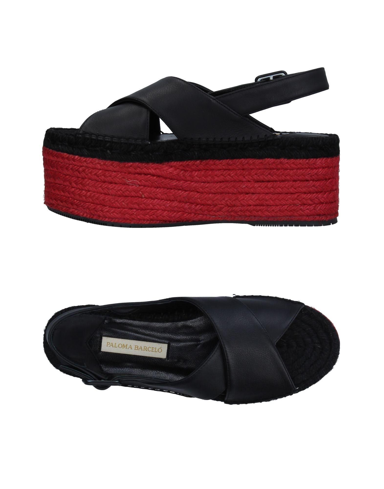 Gut um billige Schuhe zu tragenPaloma Barceló Sandalen Damen  11333573AK