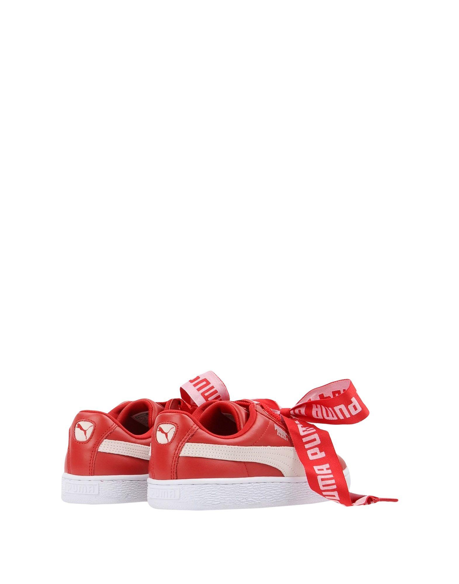Sneakers Puma Basket Heart De Wns - Femme - Sneakers Puma sur