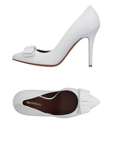 Descuento De de la marca Zapato De Descuento Salón Bruno Magli Mujer - Salones Bruno Magli - 11333628AA Blanco 7cbb33