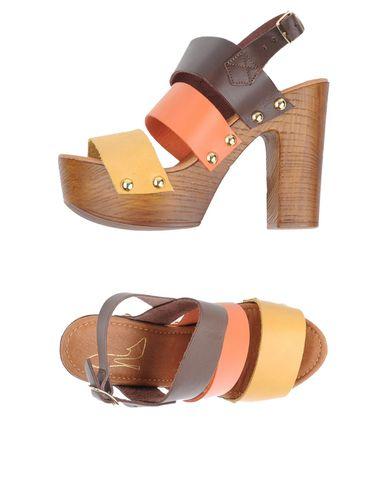 Le Stelle on Sandals Sandals Women online Belgium Stelle Le YOOX qpRdtRw