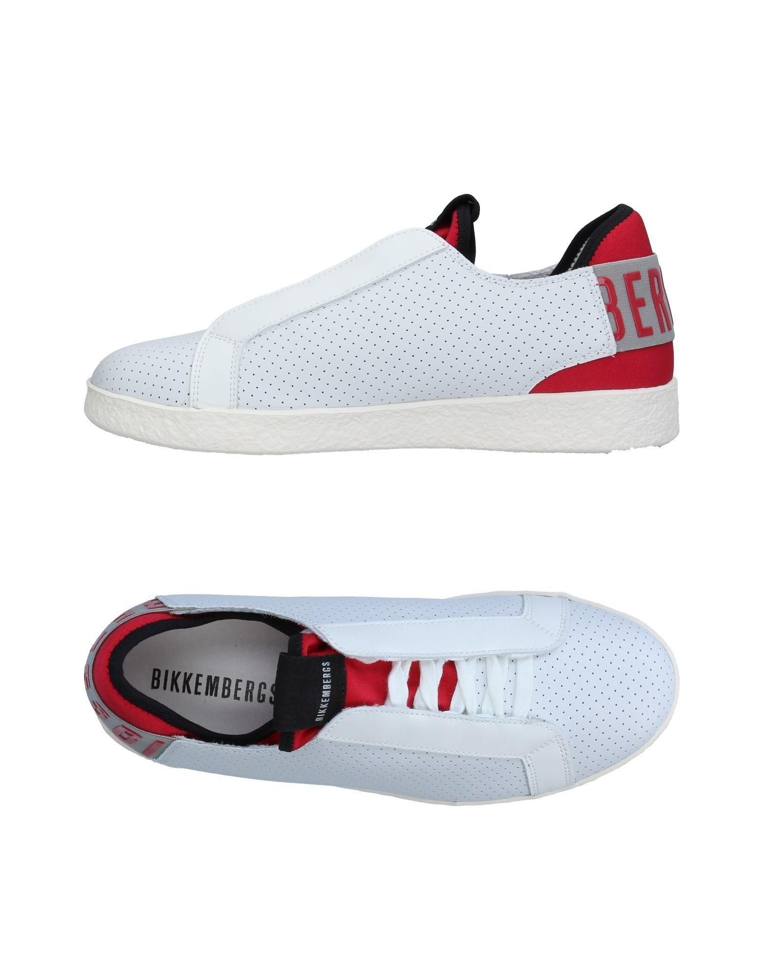 Rabatt echte Schuhe Bikkembergs Sneakers Herren  11333707GO