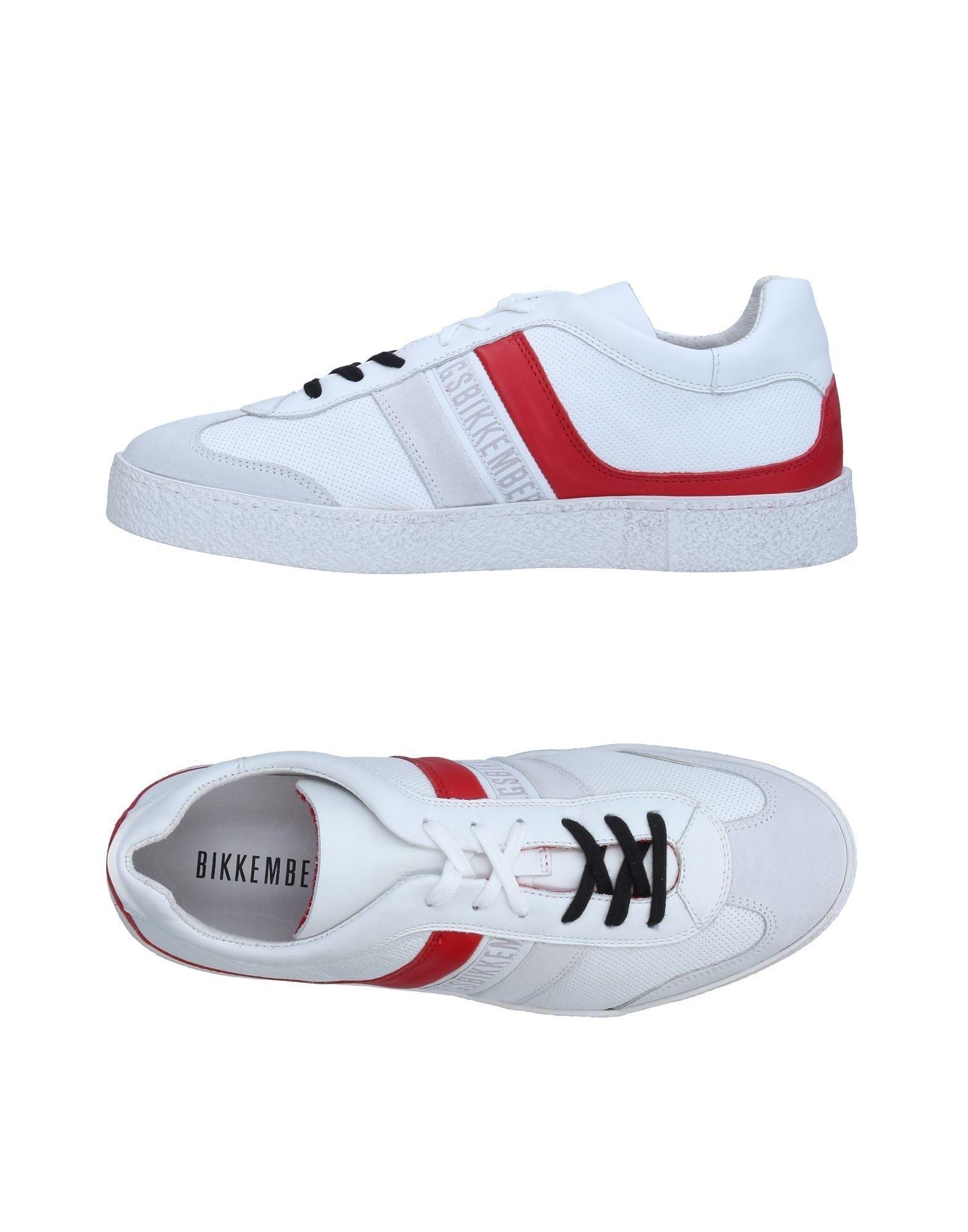 Rabatt echte Schuhe Bikkembergs Sneakers Herren  11333712UH