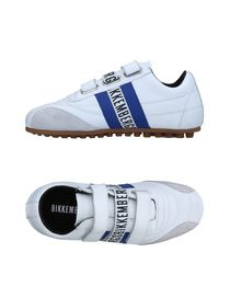 Sneakers for Women On Sale in Outlet, Silver, Leather, 2017, 7.5 Dirk Bikkembergs