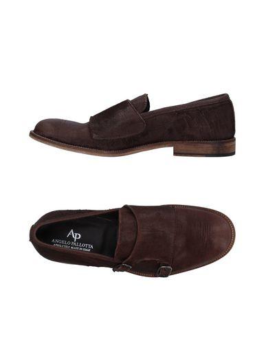 Zapatos con descuento Mocasín Angelo Pallotta Hombre - Mocasines Angelo Pallotta - 11333842IU Café