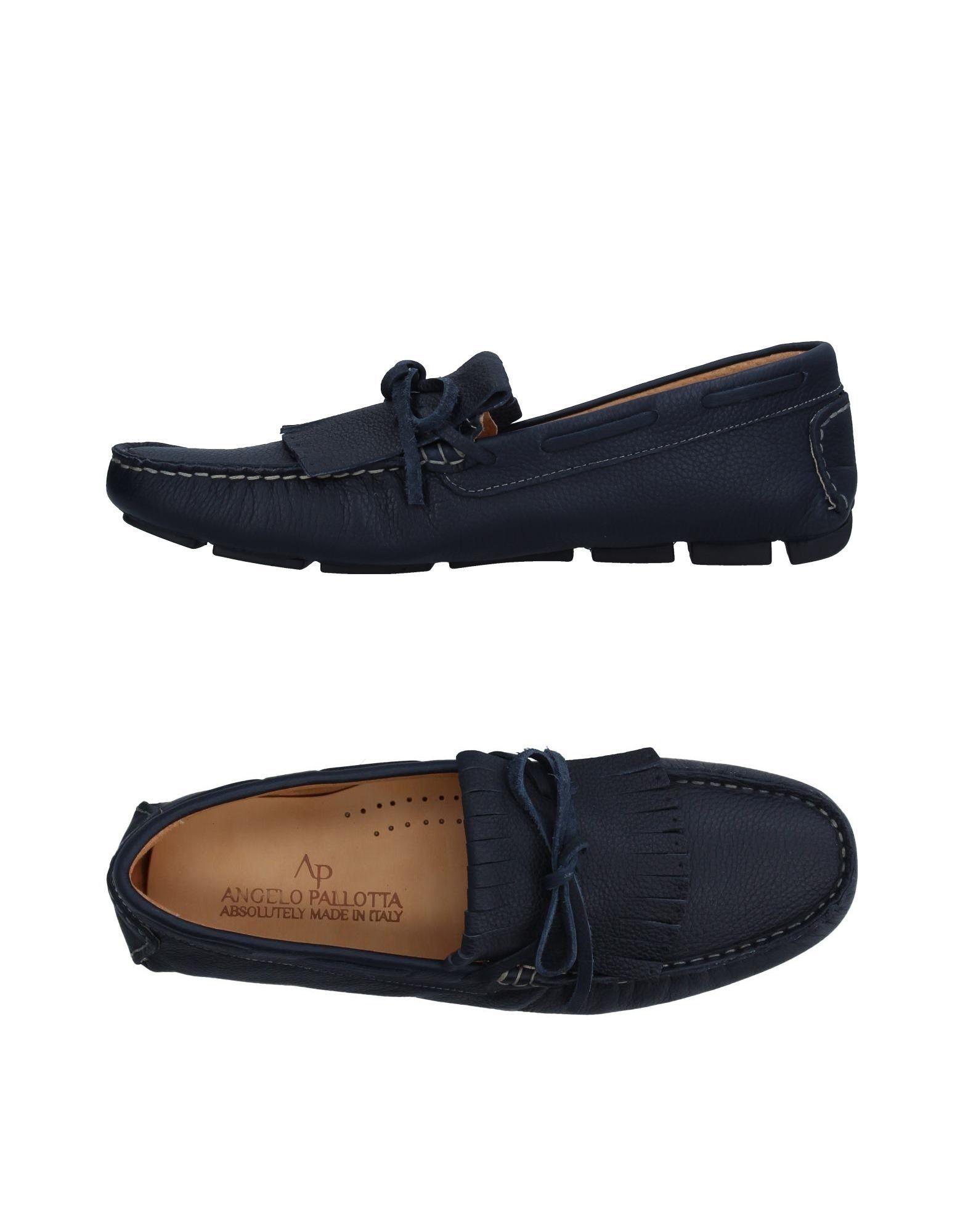 Rabatt echte Schuhe Angelo Pallotta Mokassins Herren  11333863RU