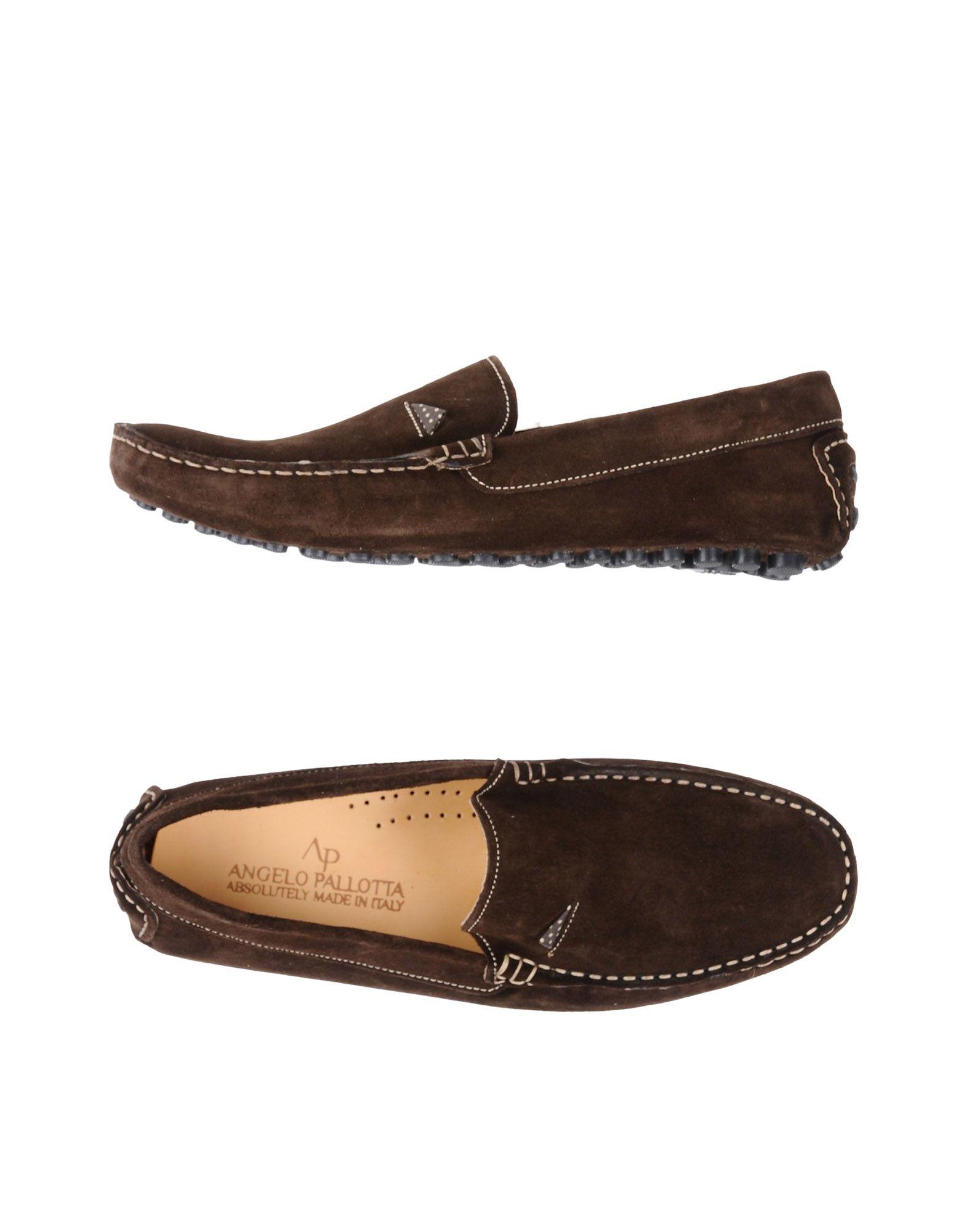 Rabatt echte Schuhe Angelo Pallotta Mokassins Herren  11333977IC