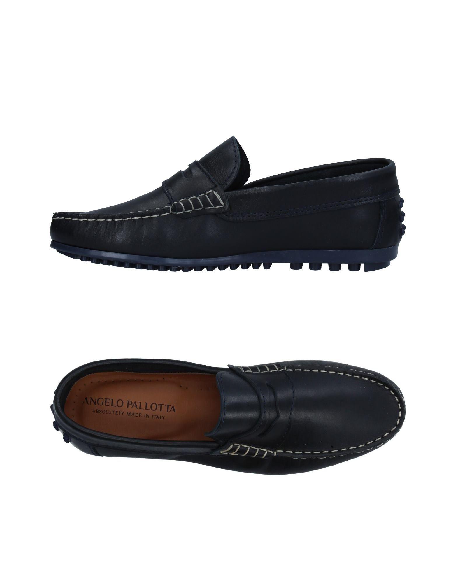 Angelo Pallotta Mokassins Herren  11334000PU Neue Schuhe