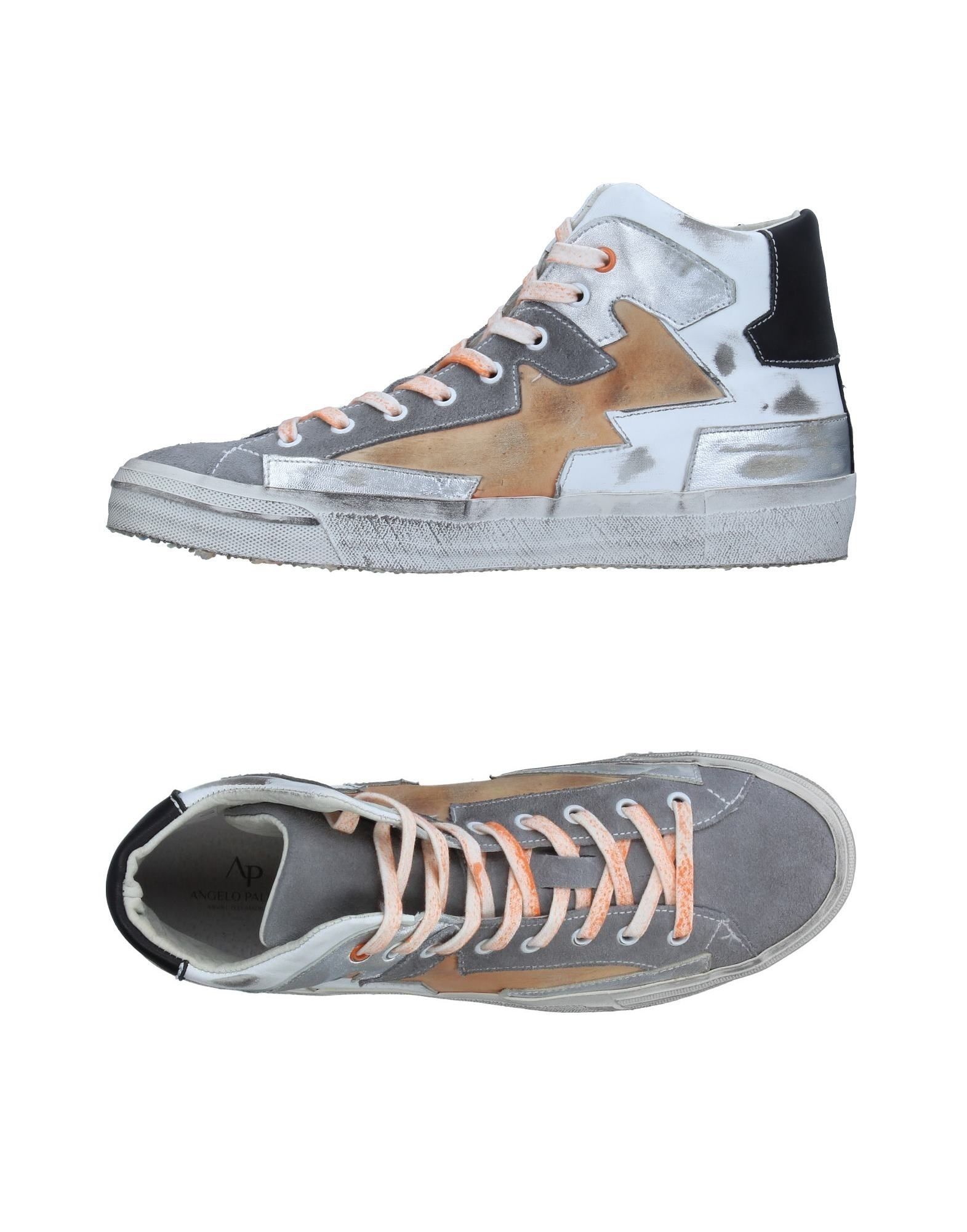 Rabatt echte Schuhe Angelo Pallotta Sneakers Herren  11334019AG