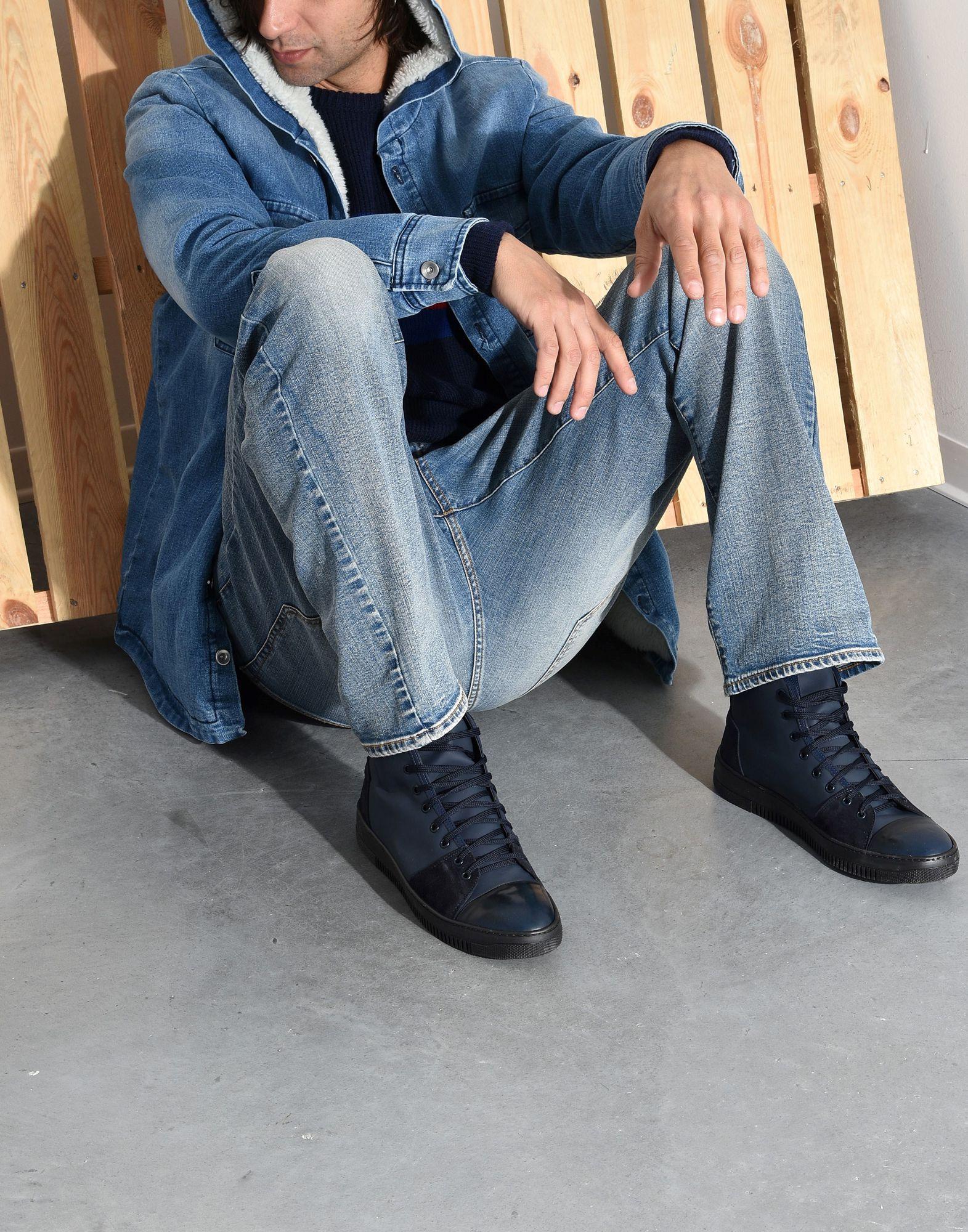 Rabatt echte Schuhe Edwa Sneakers Herren  11334028SJ