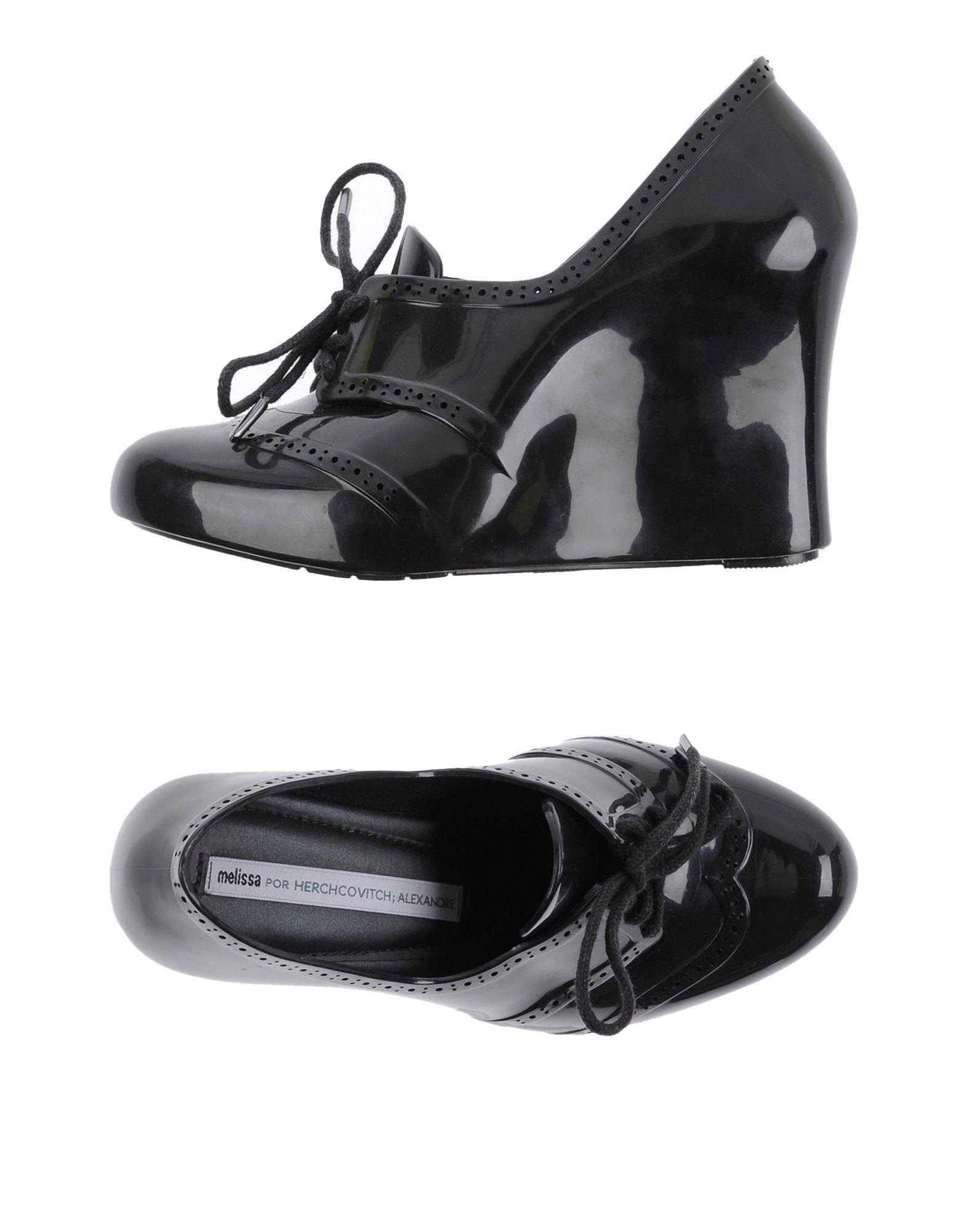 Chaussures À Lacets Melissa + Alexandre Herchcovitch Femme - Chaussures À Lacets Melissa + Alexandre Herchcovitch sur