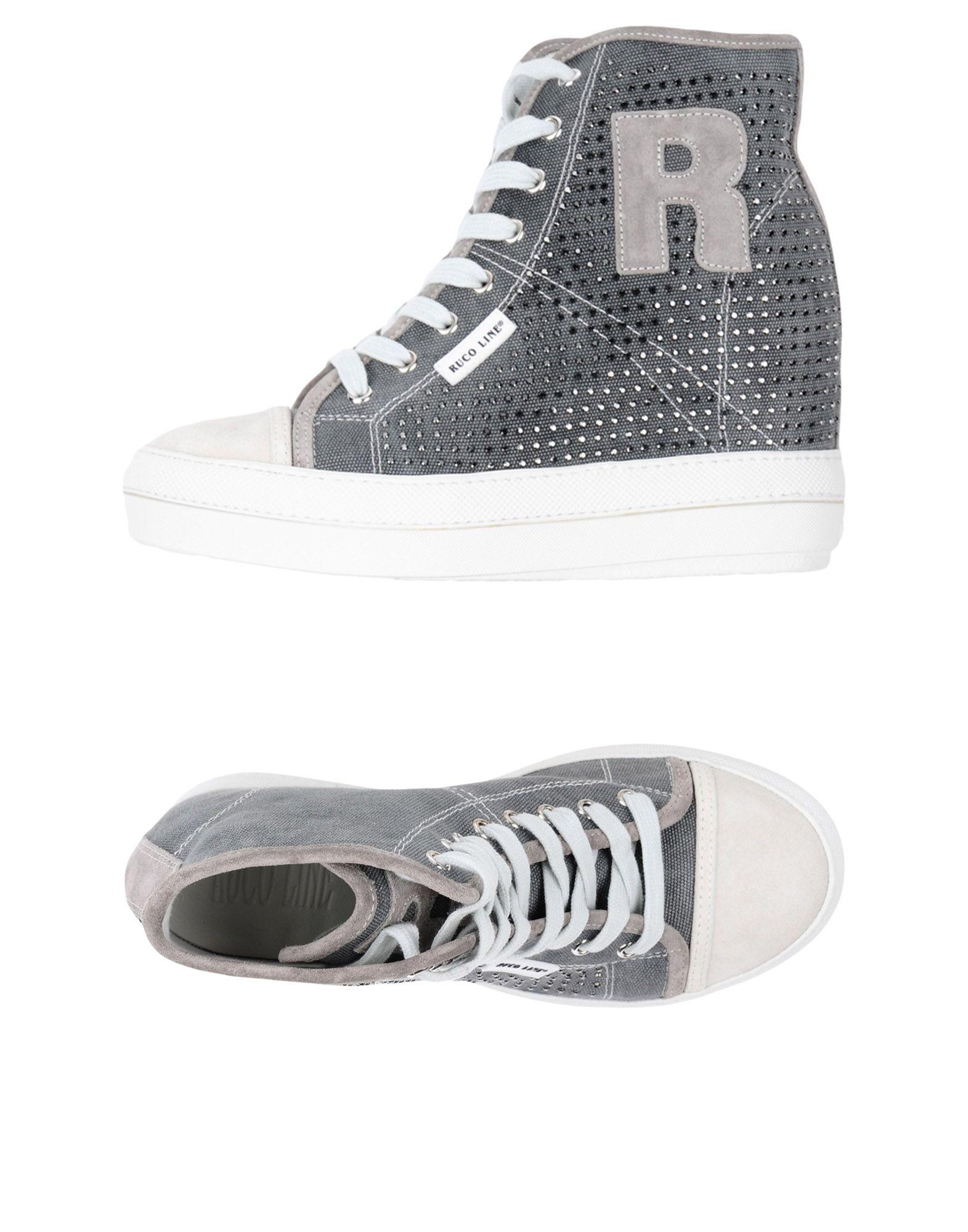 Ruco Line Sneakers Damen  Gute 11334066LA Gute  Qualität beliebte Schuhe 94323d