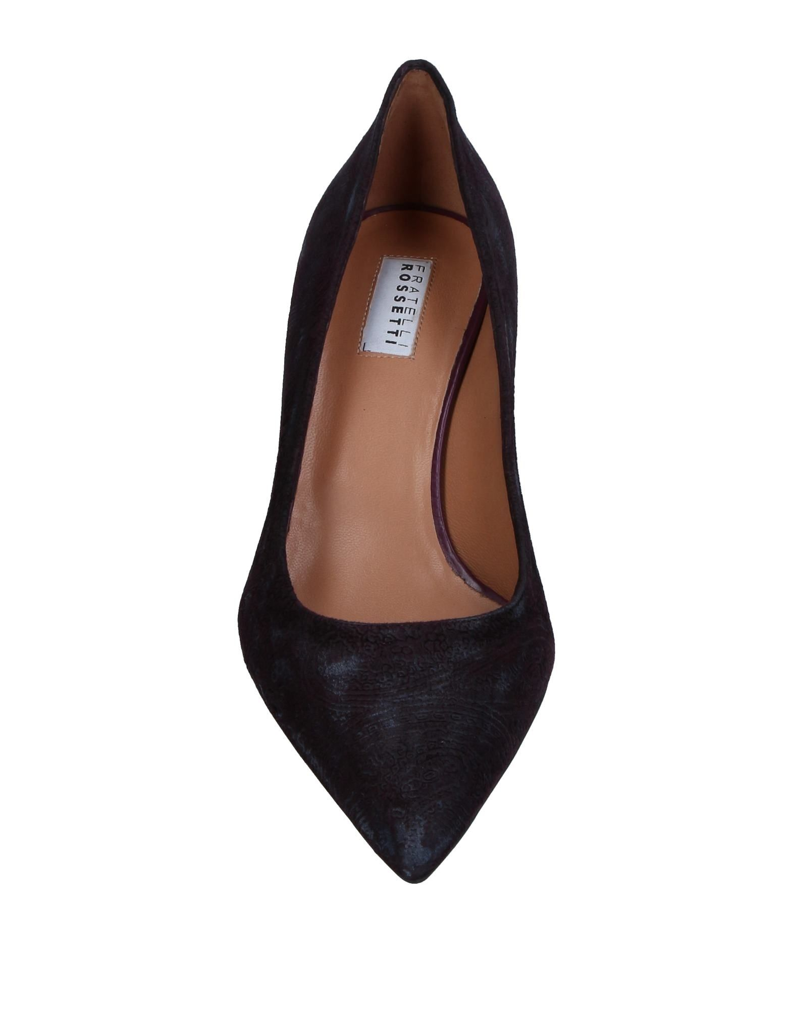 Stilvolle billige Schuhe Fratelli Rossetti Pumps Damen  11334217UK