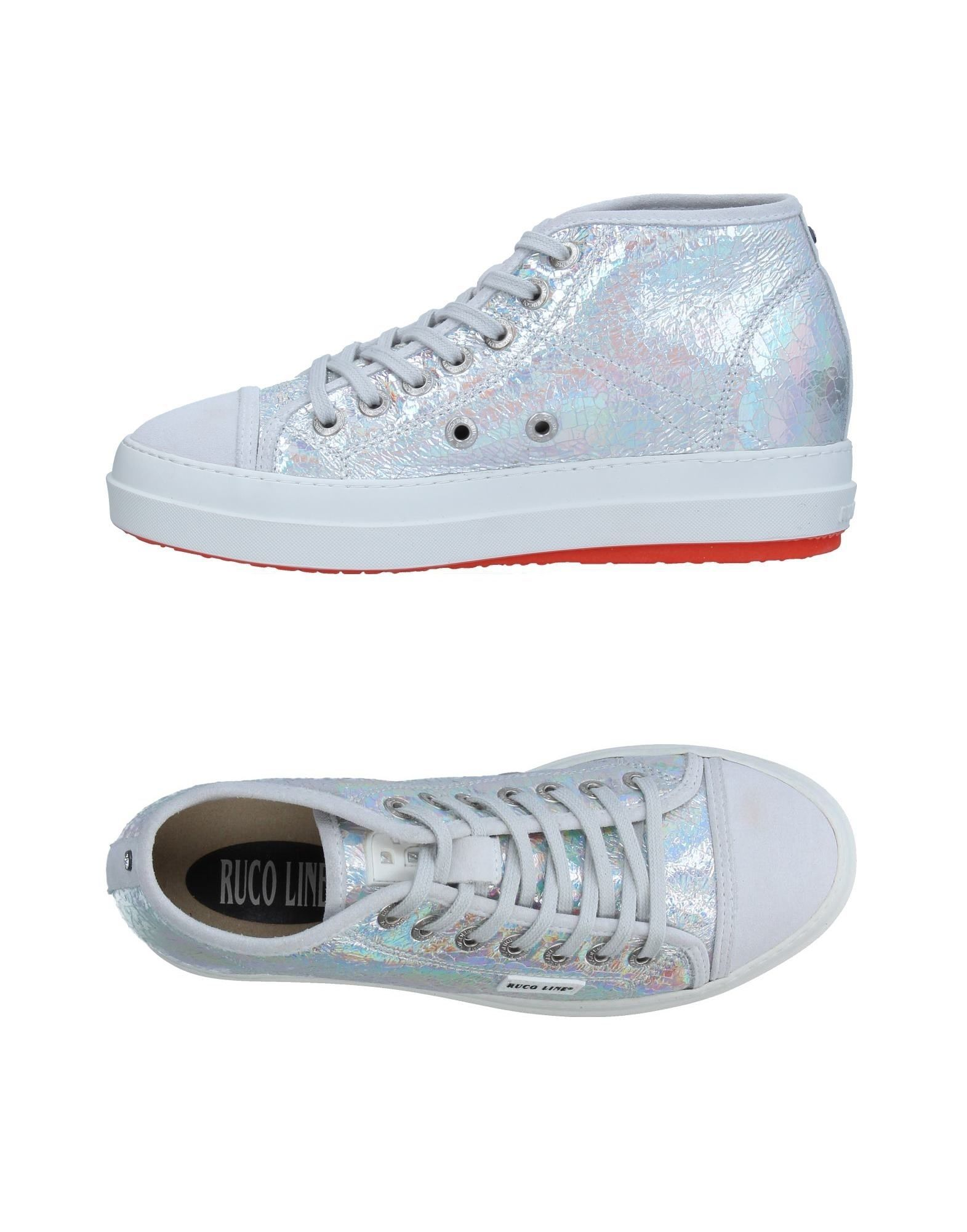 Sneakers Ruco Line Donna - 11334357BK