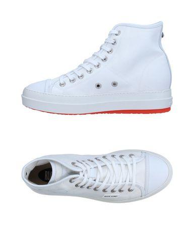 logo platform sneakers - White Ruco Line bXJlu