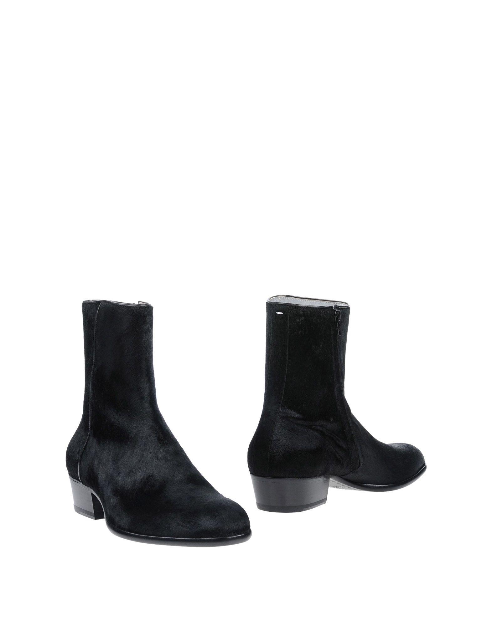 Maison Margiela Stiefelette Herren  11334434BI Gute Qualität beliebte Schuhe