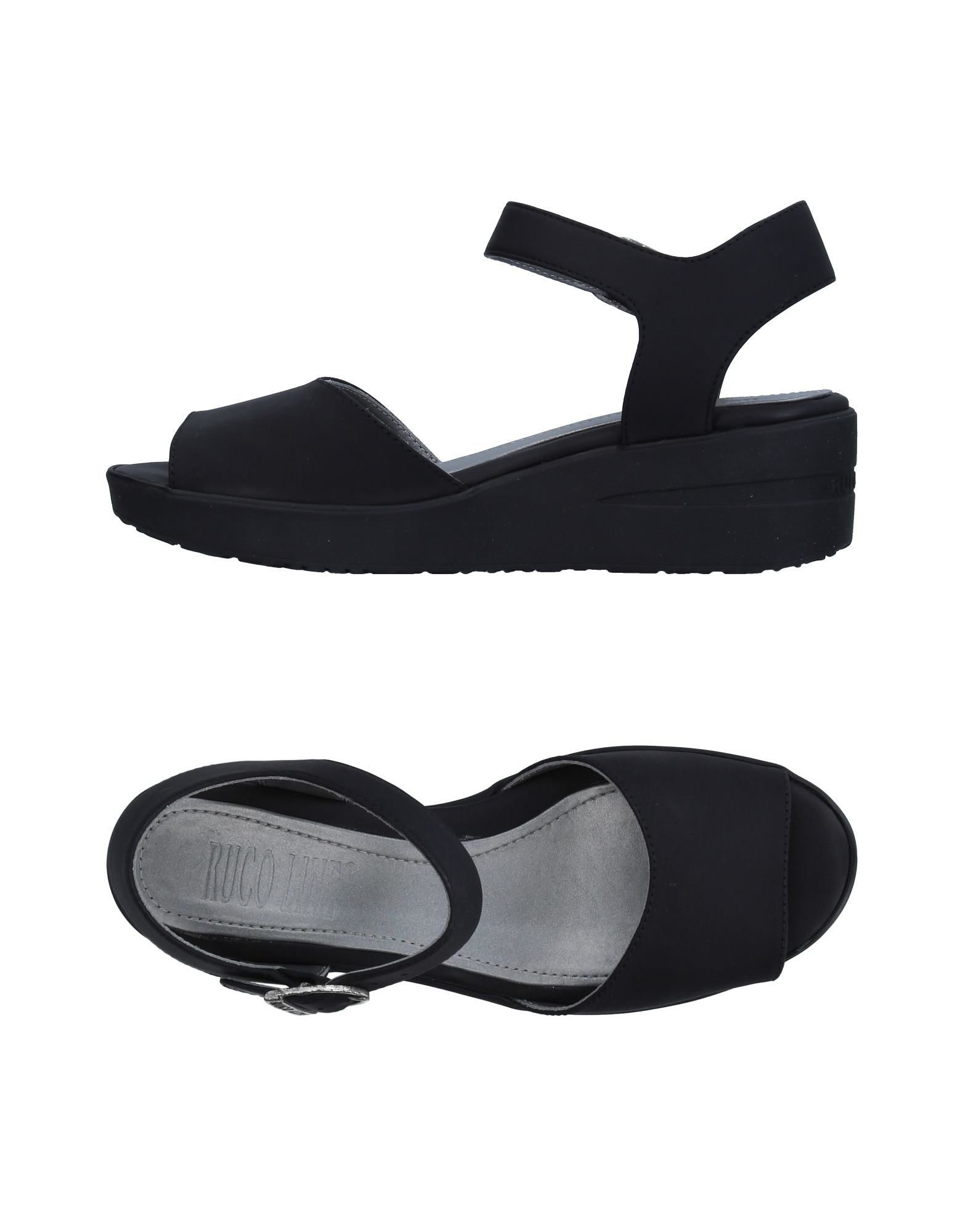 Ruco Line Sandalen Damen  11334455GT Gute Qualität beliebte Schuhe