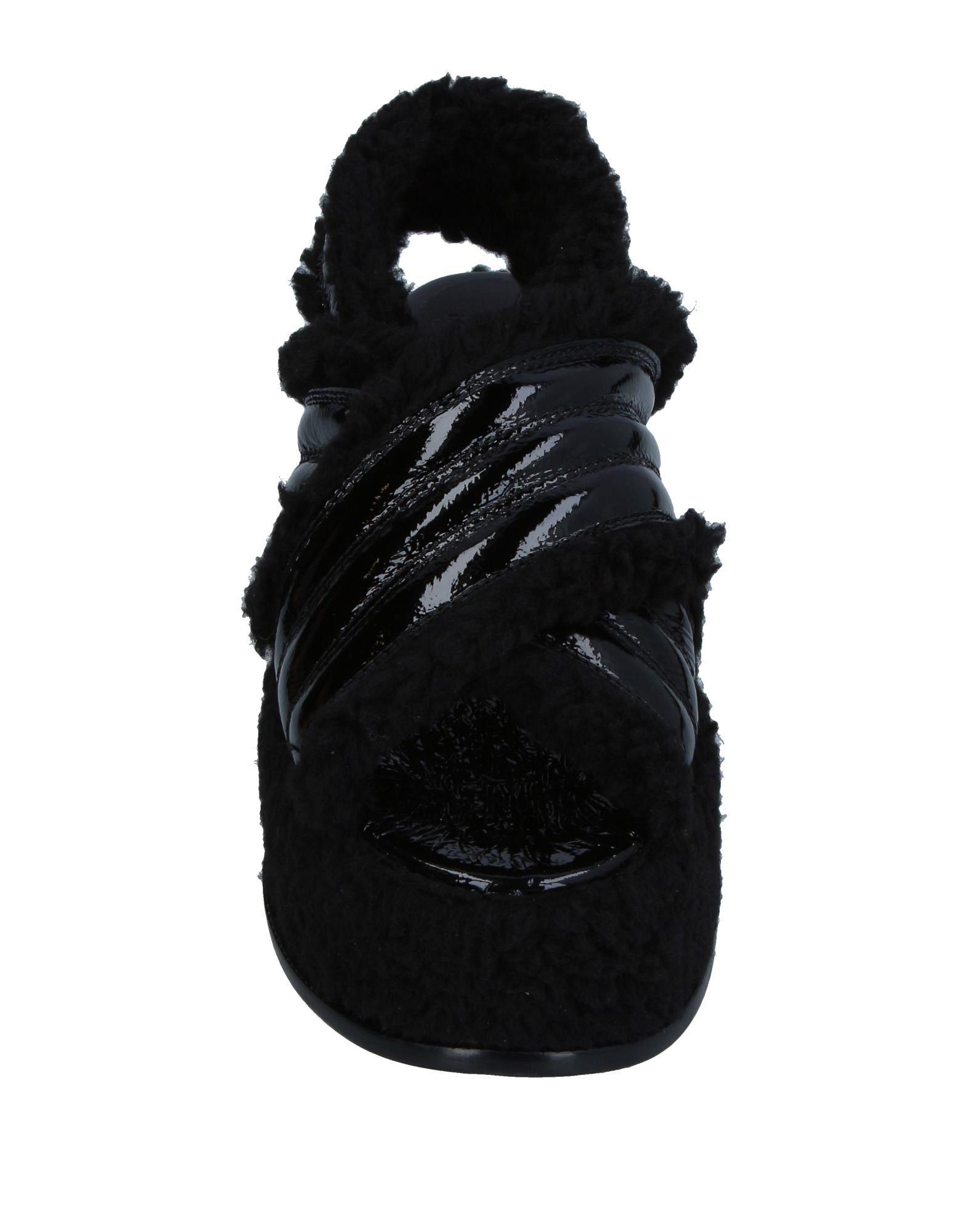 Mm6 Maison Margiela Sandalen Damen Damen Damen  11334557KG Neue Schuhe 292305